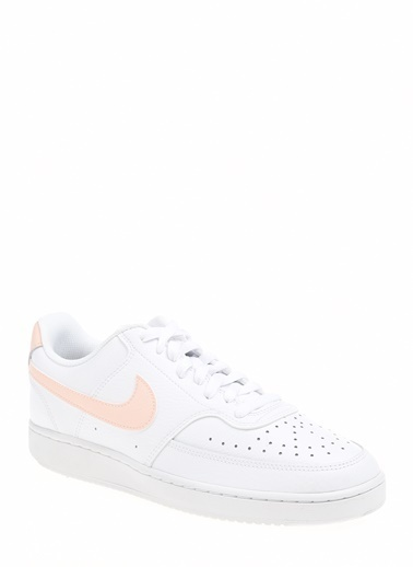 Nike Kadın Beyaz Sneakers CD5434 - 105 Wmns Court Vision Beyaz